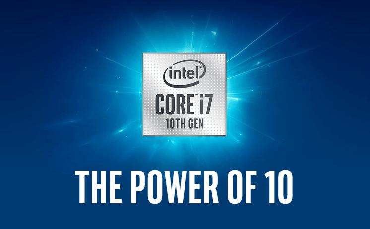 Les Processeurs Intel® Core™       La Puissance 10